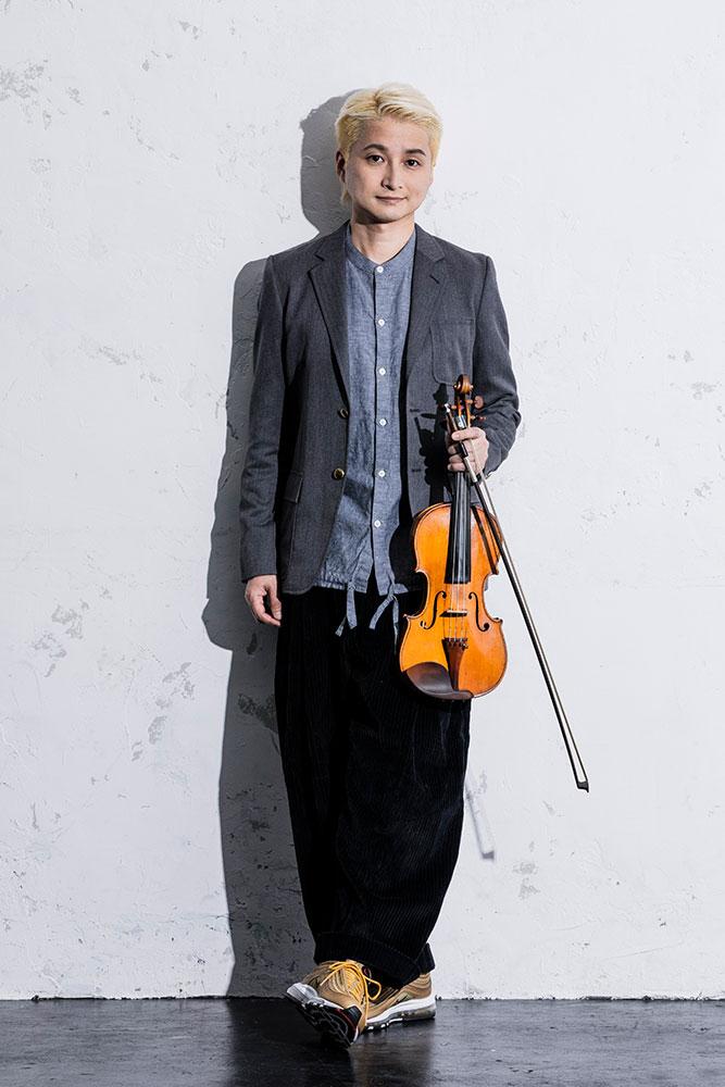 NAOTO(ヴァイオリン)