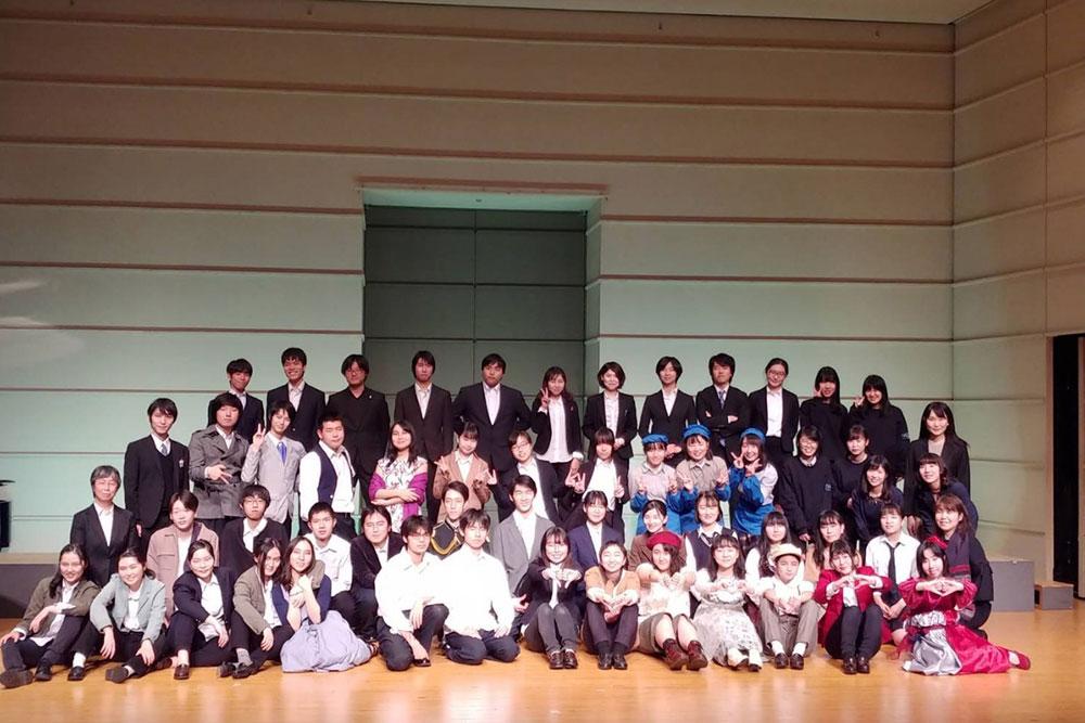 神奈川県立弥栄高等学校 合唱部