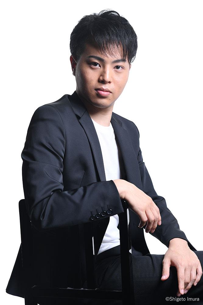 山中惇史(pf)